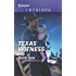 Texas Witness (Cattlemen Crime Club)