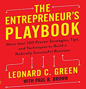 The Entrepreneur's Playbook Audiobook