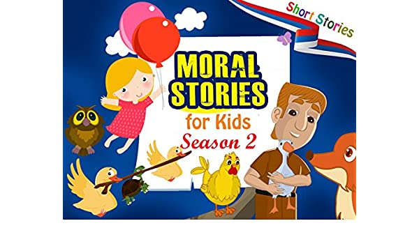 Amazon com: Watch Moral Stories for Kids - Short Stories | Prime Video