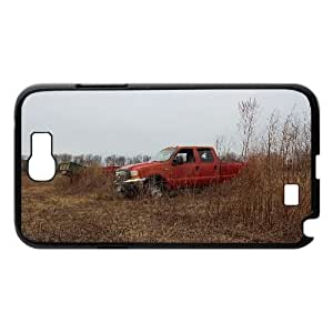 Customized Automobiles Cell Phone Case for Samsung Galaxy Note 2 N7100 with abandon ford _9772404