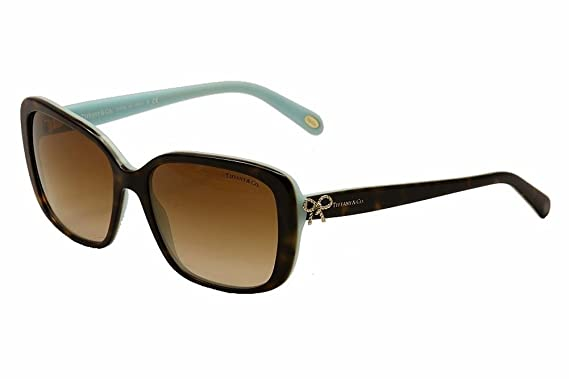 54d55427fc30 Amazon.com  Tiffany Womens Women s Tf4092 56Mm Sunglasses  Clothing