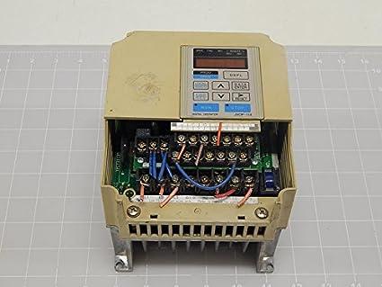 Yaskawa CIMR-PCU21P5 Drive Inverter T69157: Amazon com