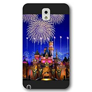 Onelee Customized Black Hard Plastic Disney Castle Samsung Galaxy Note 3 Case by Maris's Diary