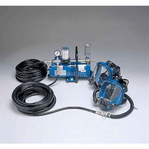 Allegro Two Man Full Face Piece Supplied Air System with 100 foot Hose