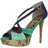 Jessica Simpson Women's Brouge Platform Sandal