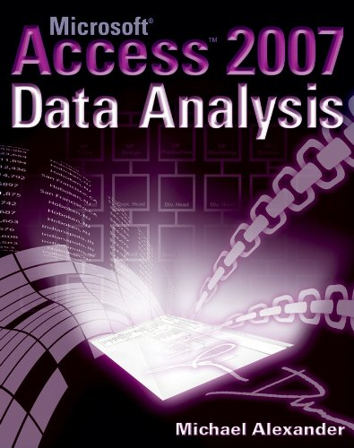 Microsoft Access 2007 Data Analysis Pdf