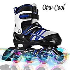 How do you like skating? Skating is so great! You can use inline skates as substitute walk as long as you are skilled enough. Of course the premise is to ensure safety.  Maybe someday you will be a cool star with your skating skill in front o...