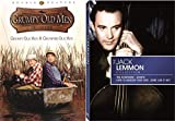 Collection For Jack Lemmon 6 Movies Some Like it Hot / Apartment / Avanti / How to Murder your Wife + Grumpy old Men 1 & 2 Grumpier Walter & Jack DVD Pack