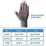 Arthritis Gloves by Sanbo Compression Gloves for