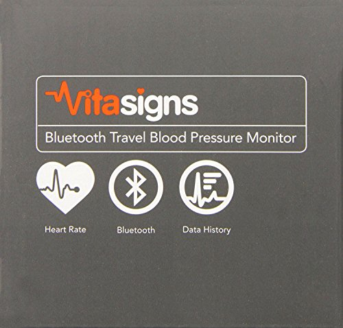 Vitasigns VS-4300-B Blood Pressure Monitor,
