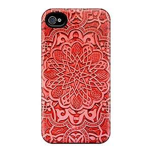 Excellent Design Old Stone Phone Case For Iphone 4/4s Premium Tpu Case