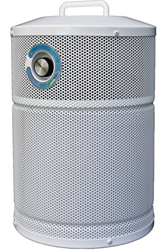 AllerAir Airmed 1 Vocarb UV Air Purifiers, White, (Vocarb Uv Air Purifier)