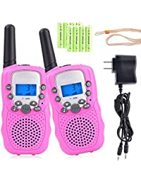 Walkie Talkies for Kids 22 Channels Long Range...
