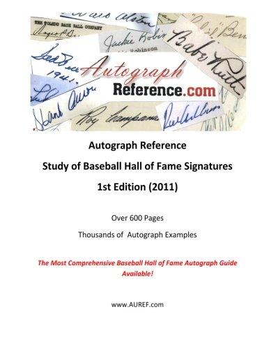 Autograph  Reference.com  Study of Baseball Hall of Fame Signatures