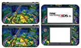 ninja turtle console - Teenage Mutant Ninja Turtles TMNT Video Game Vinyl Decal Skin Sticker Cover for the New Nintendo 3DS XL LL 2015 System Console