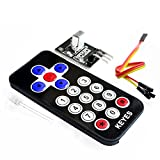 10set/lot Infrared IR Wireless Remote Control Module Kits For Arduino