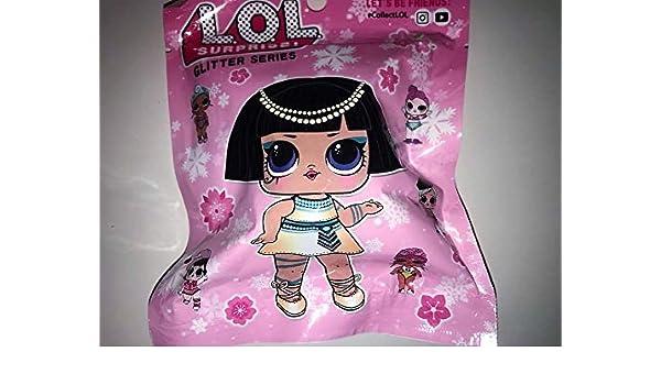 Surprise Sobre Sorpresa LOL Glitter Series (importacion China): Amazon.es: Juguetes y juegos