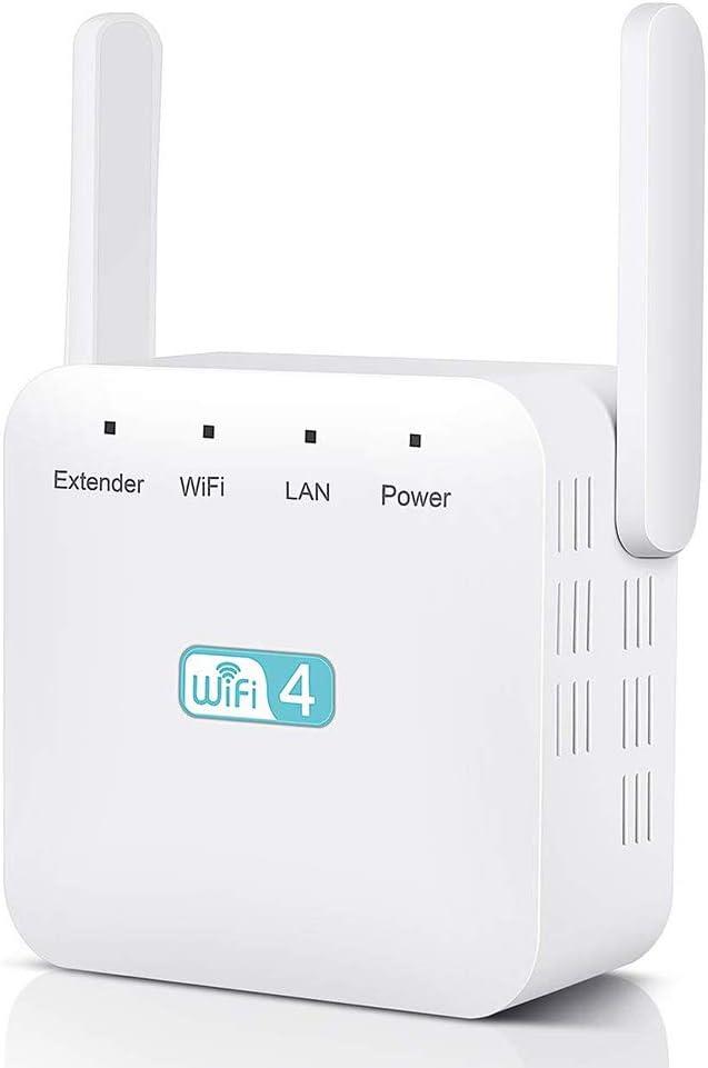 MONEY Repetidor de Red WiFi Amplificador, Amplificador Señal ...