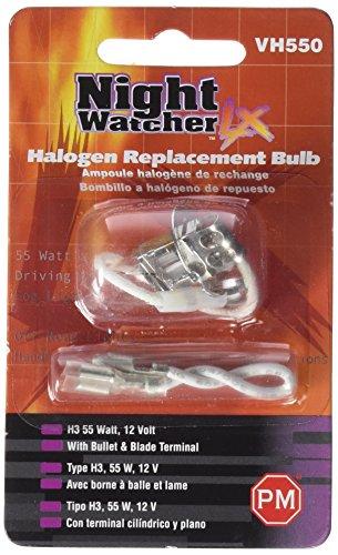 Peterson VH550 Nightwatcher 55-Watt Replacement Halogen Bulb