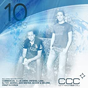 Commercial Club Crew-10 Years