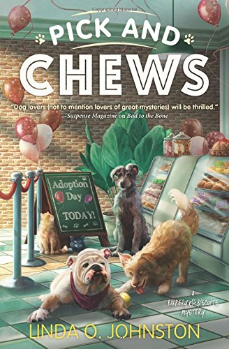 Download Pick and Chews (A Barkery & Biscuits Mystery) pdf