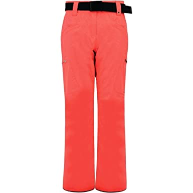 e82e5a2fda2a Dare 2b Womens Ladies Free Scope Ski Pants (14 UK) (Fiery Coral ...