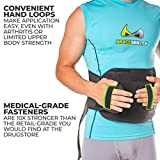 BraceAbility LSO Back Brace for