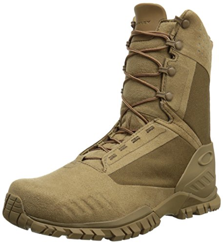 Oakley Men's SI 8 Military Boot, Coyote, 10 M - Oakley Discount