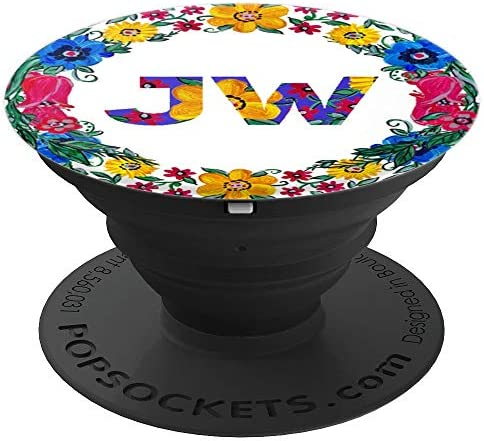 Jw logo flowers Jehovah's Witnesses happy ministry – The Super Cheap