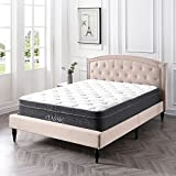 Cheap Classic Brands Celadon Hybrid Latex and Innerspring 12-Inch Mattress, Queen