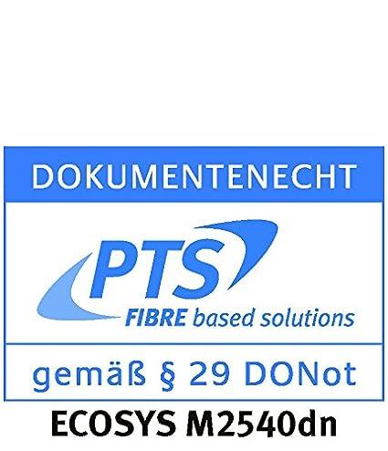 Faxen Kyocera Ecosys M2540dn SW Multifunktionsdrucker schwarz-wei/ß Kopieren mit Mobile-Print-Unterst/ützung f/ür Smartphone und Tablet Scannen Multifunktionssystem Drucken