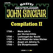 John Sinclair Compilation II: Band 1705 - 1709 | Jason Dark