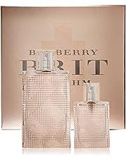 BURBERRY Brit Rhythm Floral for Her Festive Luxury Set