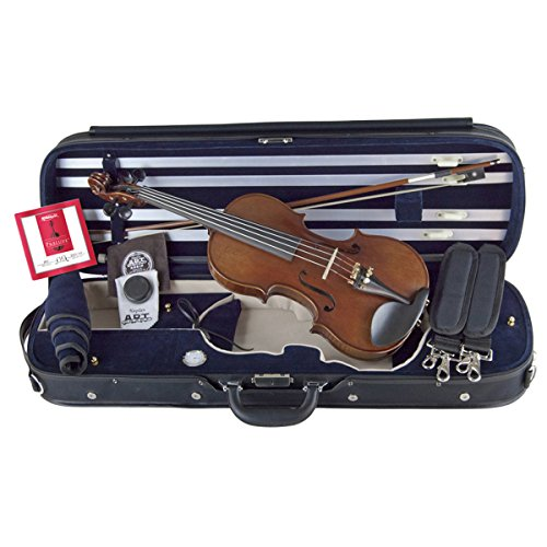 Louis Carpini G2 Violin Outfit 4/4 (Full) Size by Kennedy Violins