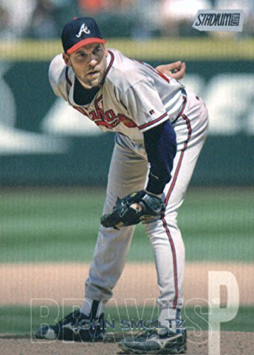 2018 Topps Stadium Club #149 John Smoltz Atlanta Braves Baseball Card - ()