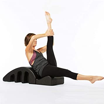 Wyyggnb Yoga Pilates Cama de Masaje, Yoga Pilates cuña ...