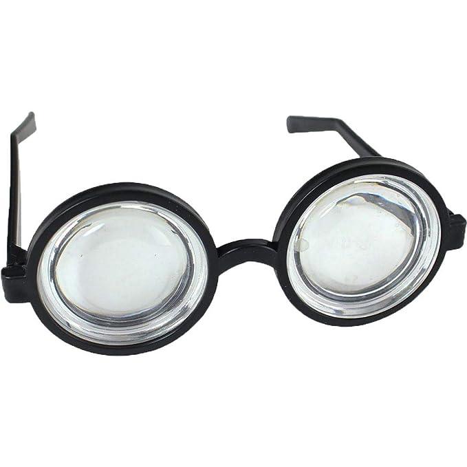 Amazon.com: Gafas de cuello redondo para niños con lentes ...