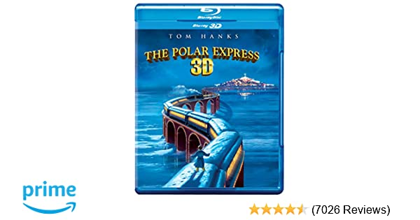 5bbe5ef2d7a99d Amazon.com  The Polar Express (Single Disc Blu-ray 3D Blu-ray Combo)  Steve  Starkey