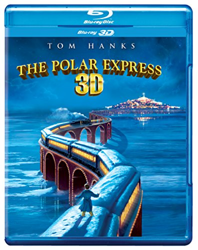 The Polar Express (Single Disc Blu-ray three-D/Blu-ray Combo)