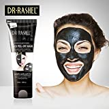 Blackhead Remover Mask, eTTgear Bamboo Charcoal Deep Cleansing Acne Black Mud Face Mask, Blackhead Peel-off Mask