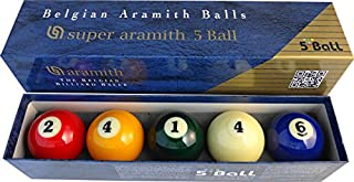 Super Aramith 5 Ball 61.5mm