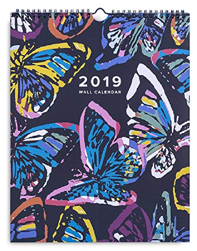 Vera Bradley 2019 Large Wall Calendar, January 2019 - December 2019, 11
