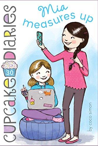 Mia Measures Cupcake Diaries Book ebook