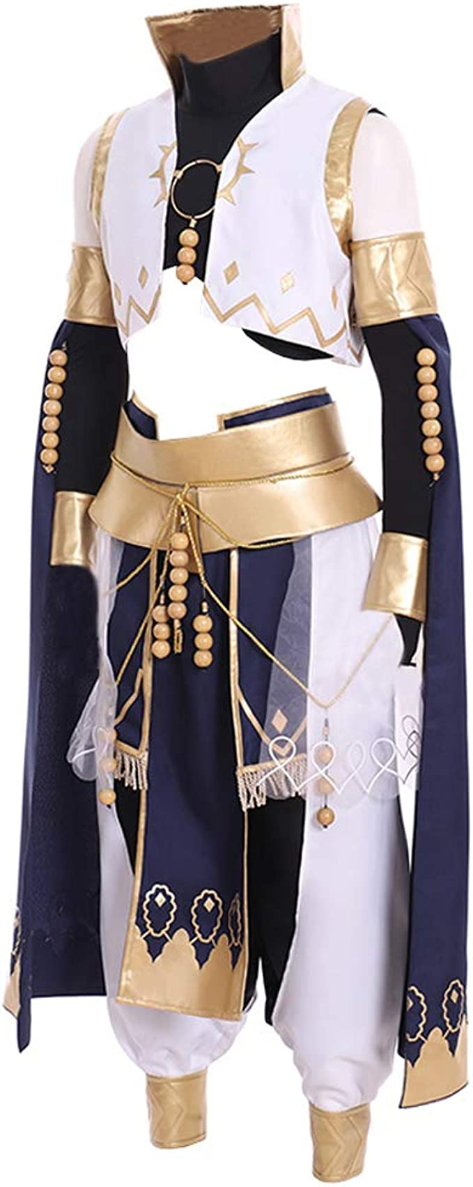 Fire Emblem Heroes Indigo Dancer Cosplay Costume custom made