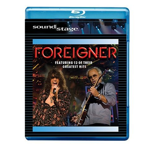 Soundstage: Foreigner Live [Blu-ray] Series