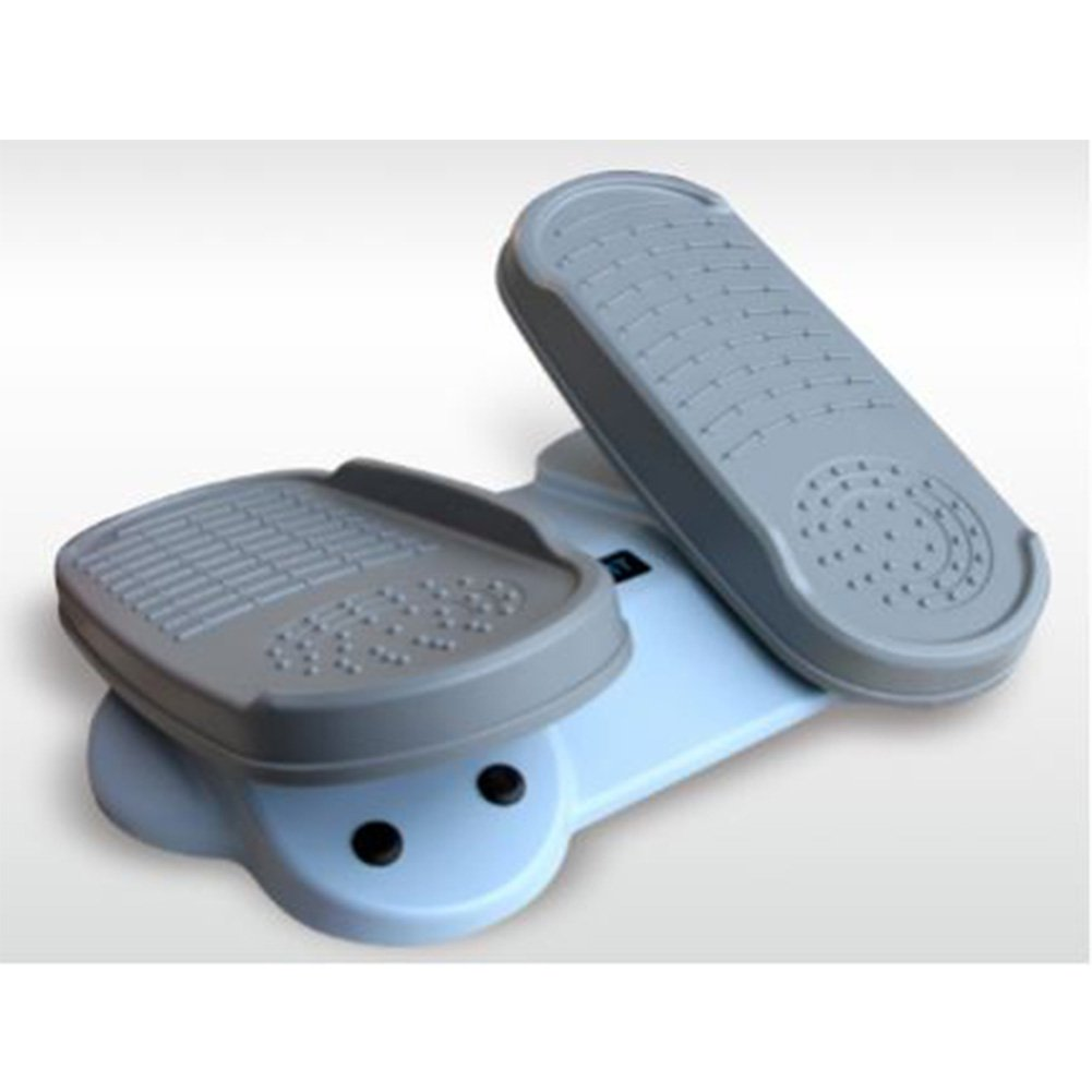 FootFit Sitting Stepper - The Seated Leg Exerciser for Pelvic Limb Blood Cirulation, Calf Exercise Equipment by FootFit