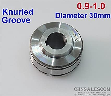 Wire Feed Roller Knurled Groove 0.9-1.0 MUREX, ESAB, TECARC ...