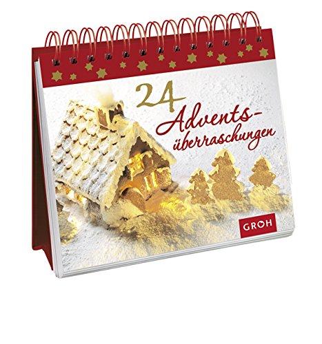24 Adventsüberraschungen: Ein stimmungsvoller Begleiter für den Advent