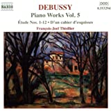 Debussy : Oeuvres pour piano, vol. 5