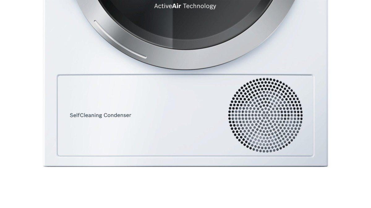 Bosch wtyh77w0 wärmepumpentrockner home connect a 8 kg self